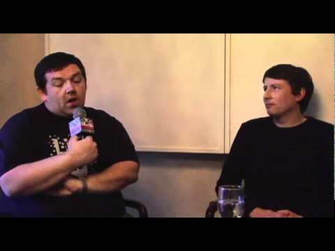 Attack The Block : SXSW '11  w Nick Frost, Joe Cornish & Edgar Wright : Dread Central