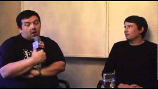 Attack The Block : SXSW '11 Interview w Nick Frost, Joe Cornish & Edgar Wright : Dread Central