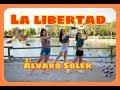 LA LIBERTAD   Alvaro Soler | Coreo Fitness (Zumba Fitness) By MarvelDancers