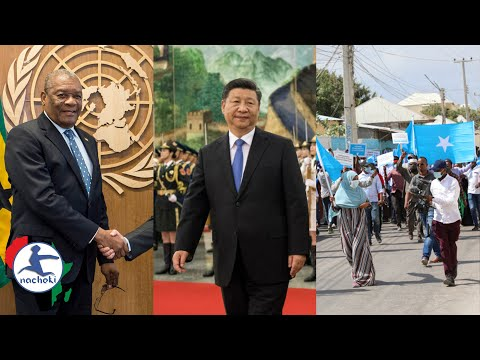 Another African President Hospitalised, China Use Telecoms to Expand in Africa, Somalia's High Alert