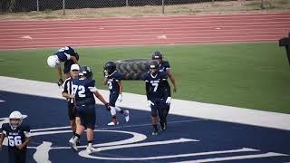 7th Grade Del Valle MS vs Brown MS 2019
