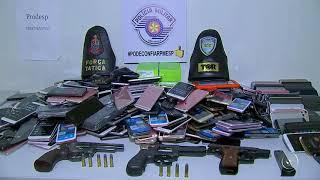Trio é preso após render funcionários e roubar hipermercado em Sorocaba  Sorocaba e Jundiaí  G1