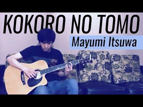 KOKORO NO TOMO - Mayumi Itsuwa - Fingerstyle Guitar Cover by Ivan Suka Musik