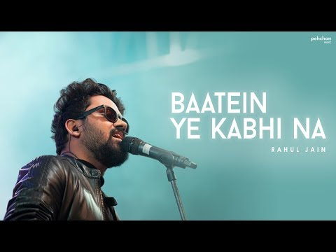 Baatein Ye Kabhi Na - Rahul Jain | Khamoshiyan | Arijit Singh | Cover