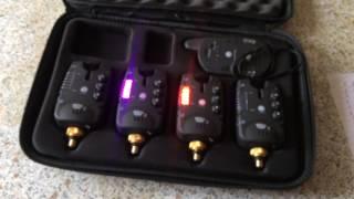 Сигнализаторы поклёвки  Monster Carp 2 обзор