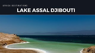 Travel Guides Lake Assal Djibouti