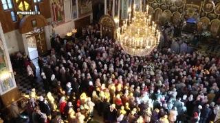 Божественна літургія з нагоди Покрови у Рівненському Свято-Покровському Соборі