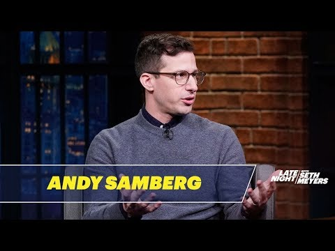 Andy Samberg Is Best Friends with Seth's Writers