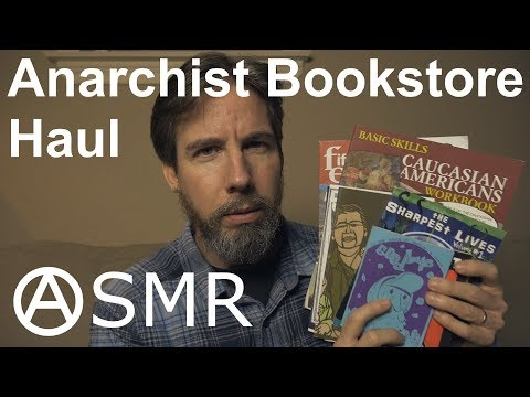 Anarchist Bookstore Haul | ⒶSMR