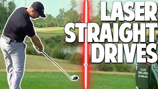 How To Hit Driver Straight Consistently | Crazy Detail