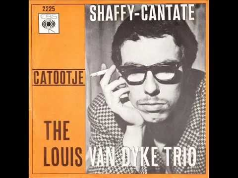 Louis van Dijk trio - Shaffy Cantate