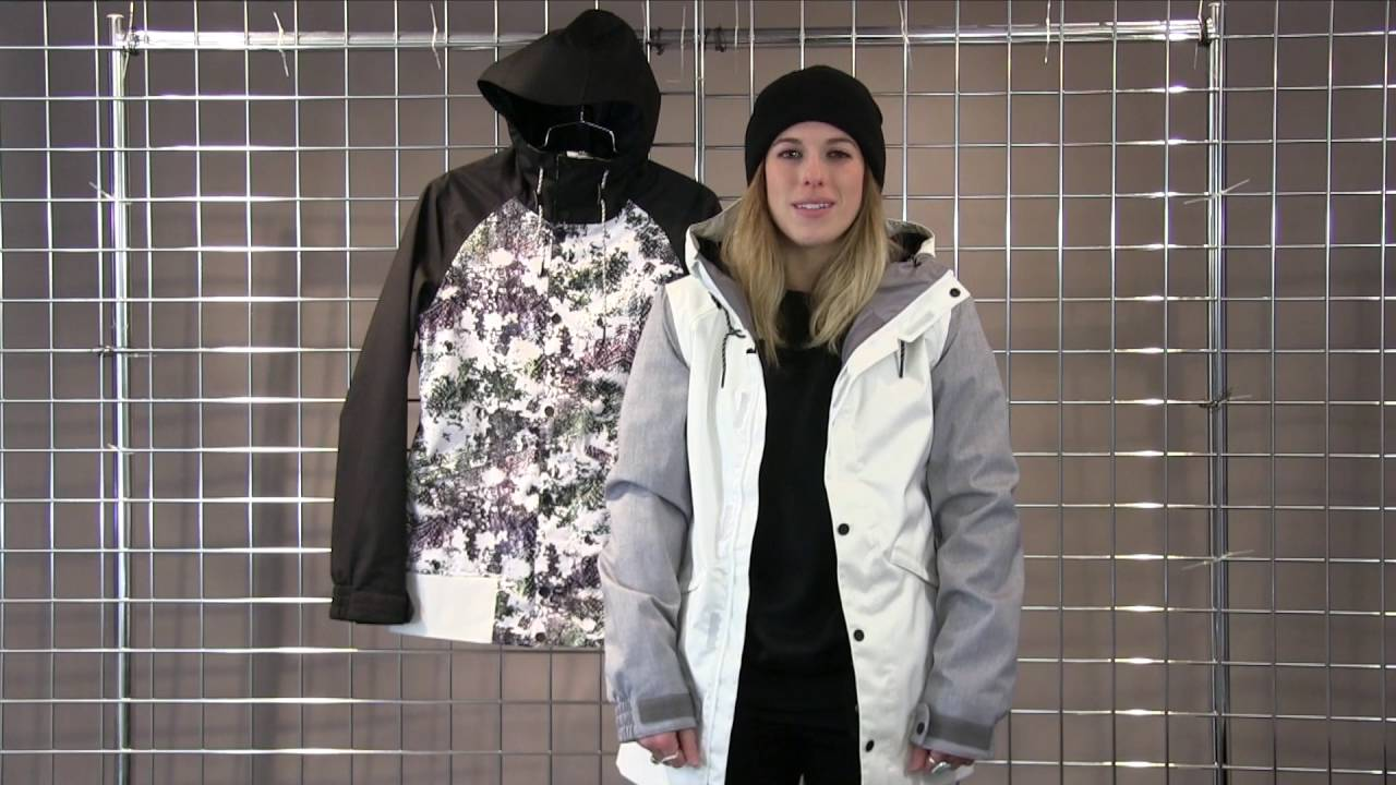 Volcom Women/'s Stave Jacket