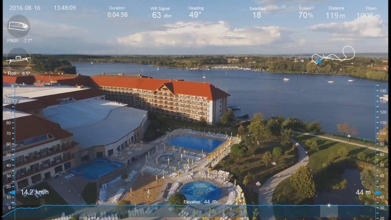Hotel Gołębiewski Mikołajki Youtube