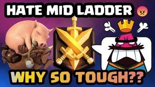 Surviving Mid ladder with 2.6 Hog???