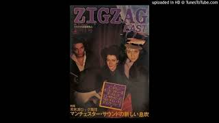 photo taken from ZIGZAG EAST 1981年2月 創刊1号 表紙 ZIGZAG EAST's c...
