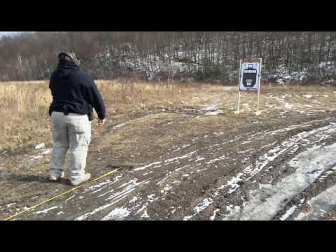N.S.S. Irregular Warfare pistol drill using S&W M&ap M2.0