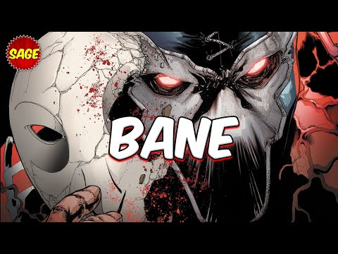 Who is DC Comics Bane? Why Batman doesn