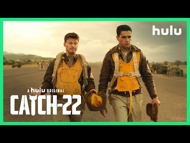 Catch-22 Trailer (Official) • A Hulu Original