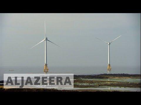 South Korea focuses on clean energy