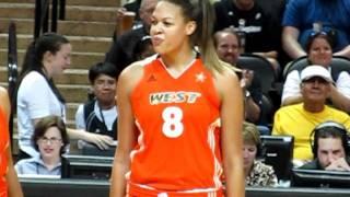 2011 WNBA All Star Game Part 10