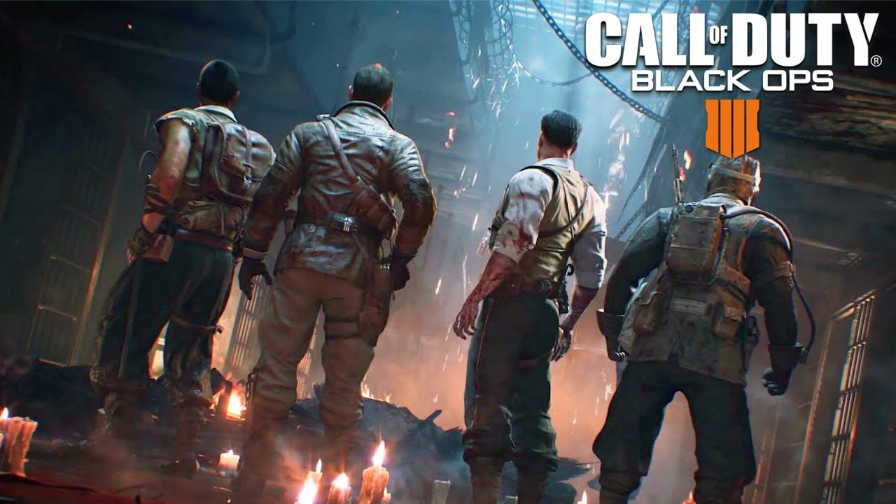 Call of Duty:  Black Ops 4 Zombies Training Walkthrough