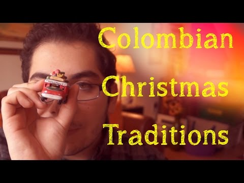 Colombian Christmas Traditions!