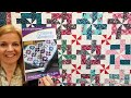 "IT'S A ONE BLOCK WONDER QUILT!? ""Chasing Windmills"" Tutorial!"