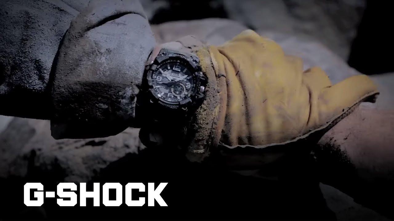 CASIO G-SHOCK MUDMASTER GG-1000 x USAR - YouTube 235c5e732f6