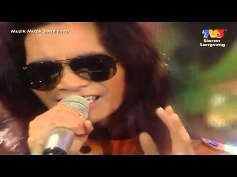 Fiq & Mell Sakura - Setia Hujung Nyawa (Muzik Muzik Semi Final Ke 28) 2013