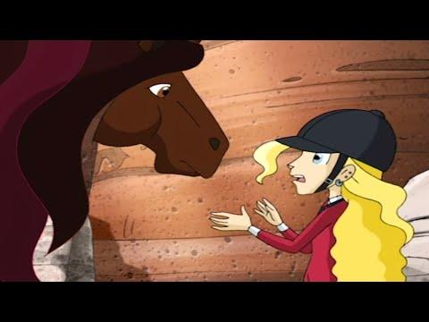 Лошадки Мультфильм, сезон 1, серия 19 Заклинательница лошадей | Лошадки / Страна лошадей / Horseland