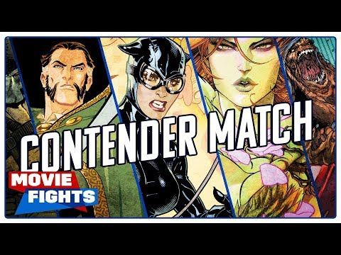 Which Batman Villain Should Get Their Own Movie?! CONTENDER FIGHTS