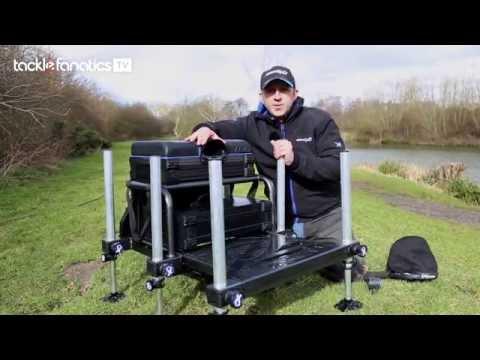 Tackle Fanatics TV - Matrix Superbox 36 Seat Box