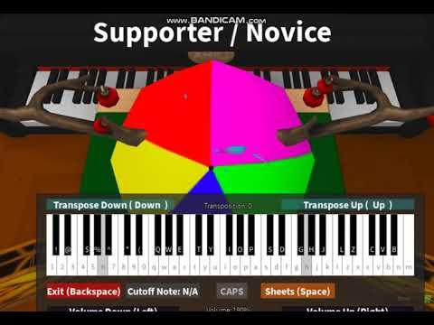 Billie Eilish Bury A Friend Roblox Piano Youtube