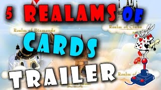 5 Realms Of Cards | Solitaire Games | FreeGamePick
