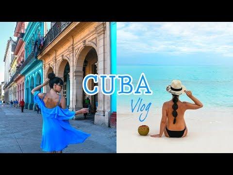 TRAVEL VLOG 2 | Cuba