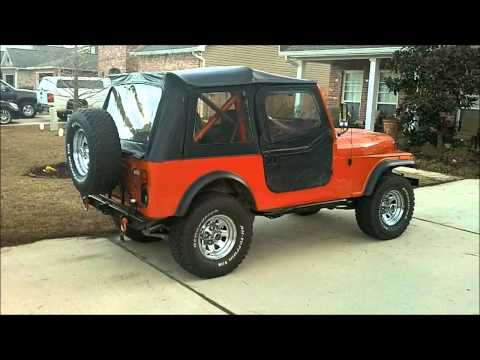 Jeep CJ7 258 Magnaflow Dual Exhaust
