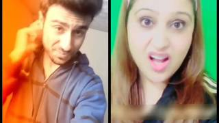 Ab Tere Dil Mein Hum  Aa gay 2 (Dubsmash) By HaMza Mhs