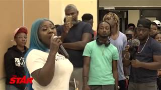 WATCH: Tears of blackness - Emotions run high as youth share colour experiences with Spice.