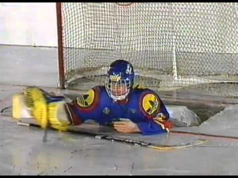 Svenska Livraddningssallskapet Anslagstavlan Hockeymalvakt Youtube