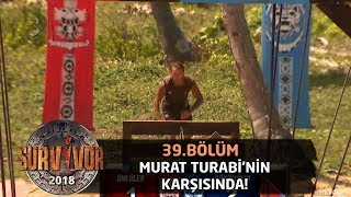Murat, Turabi'ye Rakip Oldu! Parkurun Tozunu Attılar...  | 39.bölüm | Surviv