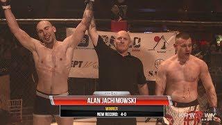 Krwawy Sport 1: Alan Jachimowski vs Kacper Kamiński [PODDANIE]