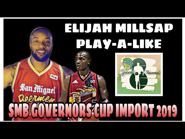 DEZ WELLS SMB IMPORT HIGHLIGHTS PBA GOVERNORS CUP 2019