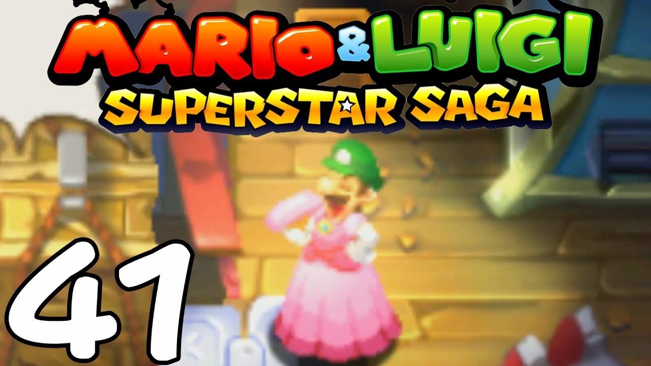 Mario Luigi Superstar Saga Mario Luigi Superstar