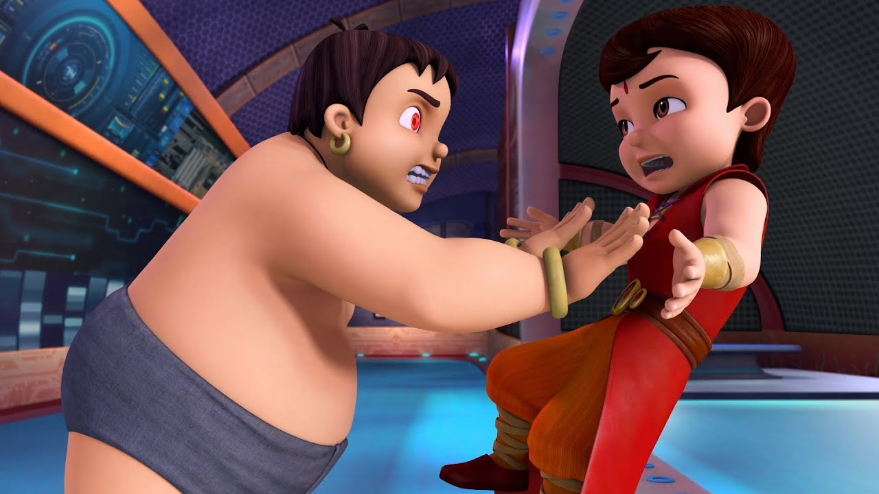 Download Super Bheem - Kalia Bana Maha Shaktishali | Cartoons for kids in Hindi