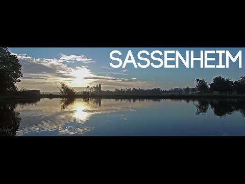 Sassenheim From Above   Aerial Footage Holland