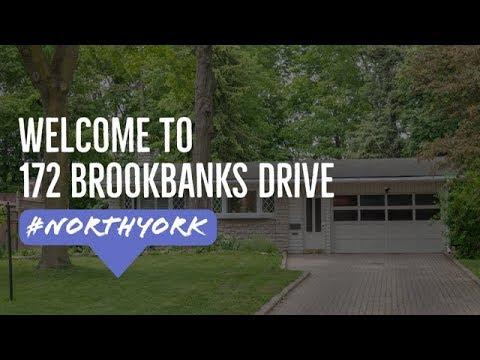 Introducing 172 Brookbanks Drive, North York, ON - Maryna Yevsmanska