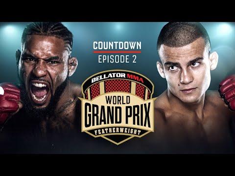 Countdown   Featherweight Grand Prix Caldwell vs. Borics EPISODE 2 - #Bellator238
