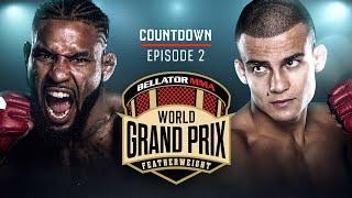 Countdown | Featherweight Grand Prix Caldwell vs. Borics EPISODE 2 - #Bellator238