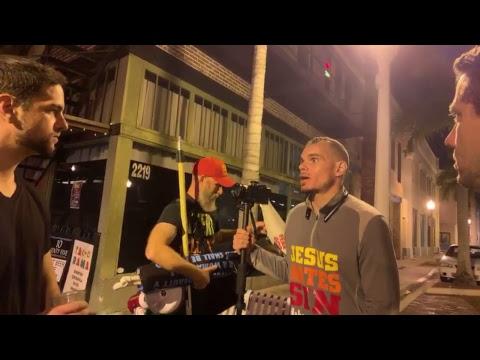 Bar Preaching | Super Conviction
