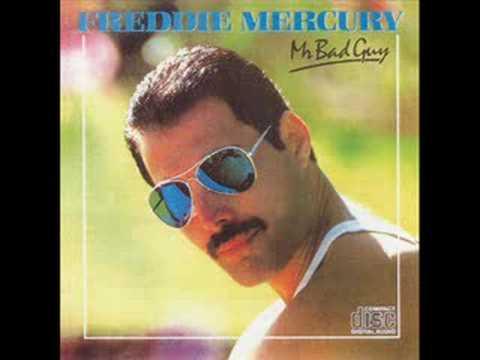 Freddie Mercury - Mr. Bad Guy (1985)